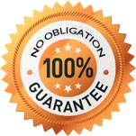 100% No Obligation Guarantee